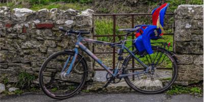 Bästa Cykelbarnstol 2021: Test och tips hur du väljer rätt