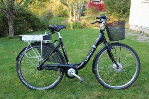 Bästa elcykel